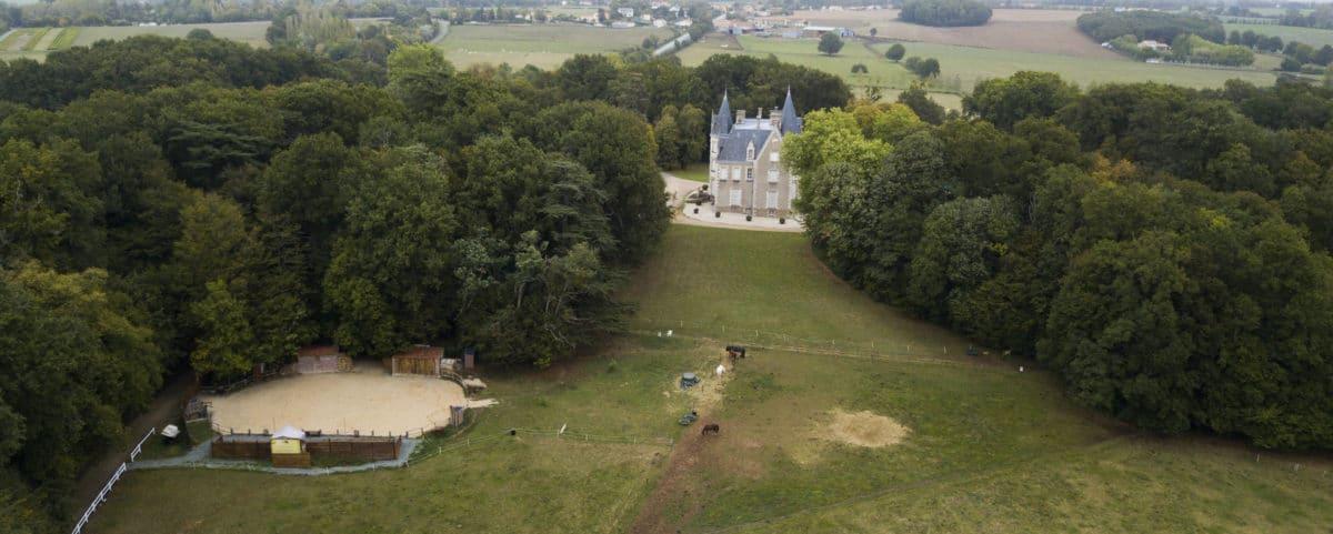 Château des Essarts en Vendée